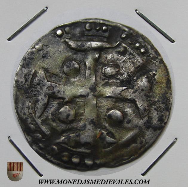 Diner de Ramón Berenguer III (Barcelona, 1096-1131). Ref_786_anverso