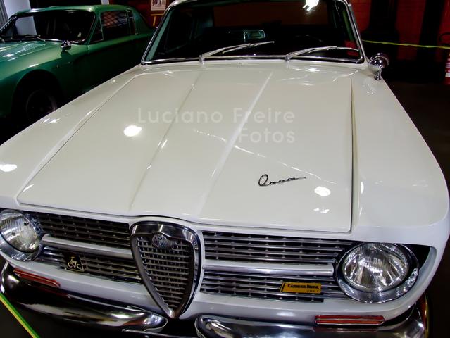 Auto Storiche in Brasile - FNM & Alfa Romeo On_a