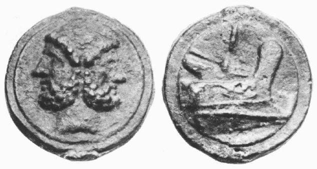 Denominación de monedas en la antigua Roma: La República. 0_0as_grave