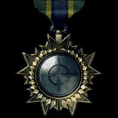 Medalhas BF3 Suppression