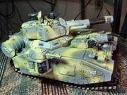 Танк по мотивам Warhammer - [готово] Baneblade_right