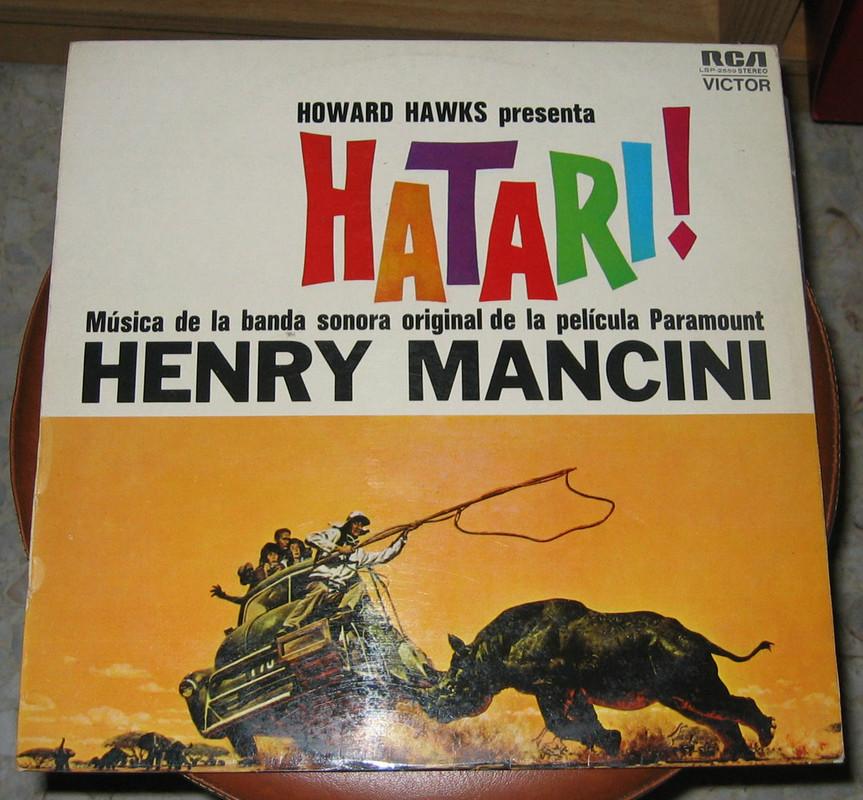 El topic de las bandas sonoras... Hatari