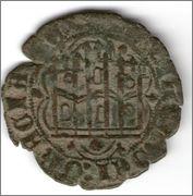 Blanca de Juan II de Castilla 1406-1454 La Coruña. Smg_668a
