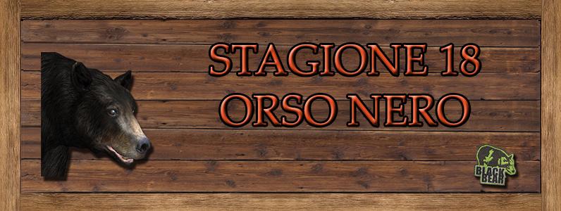 Orso Nero - ST. 18 ORSO_NERO
