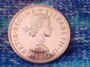 ¡La última! Half crown 1970. Reino Unido. IMG_20180725_151613