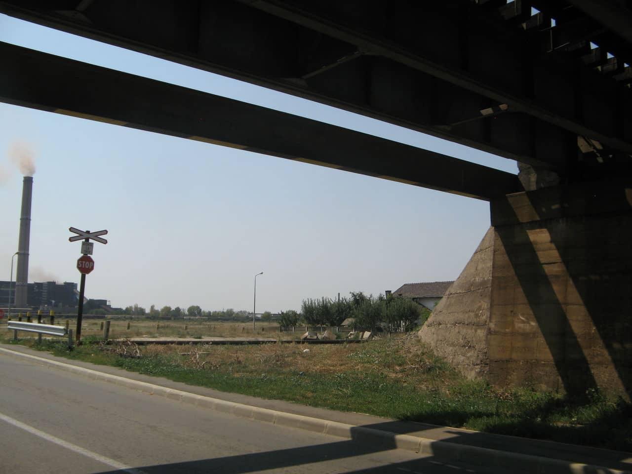 Calea ferată directă Oradea Vest - Episcopia Bihor IMG_0062