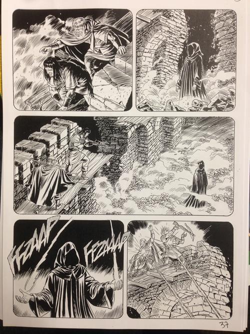 Anteprima tavole e storie in lavorazione - Pagina 6 Il_signore_nero_ritorno