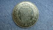 8 Escudos Carlos IV popayan 1801 P1050654