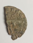 Mitad de Blanco del Agnus Dei de Juan I. Image