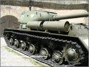 Советский тяжелый танк ИС-2, ЧКЗ, февраль 1944 г.,  Музей вооружения в Цитадели г.Познань, Польша. 2_177