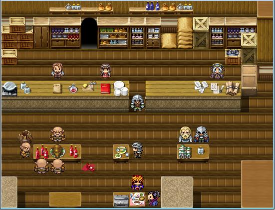 ¿Alkimia: El Último RPG? Posada2