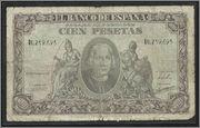 100 Pesetas 1940 seie I 1940_100_PTAS_ULTIMA_SERIE_I_BC_ANV