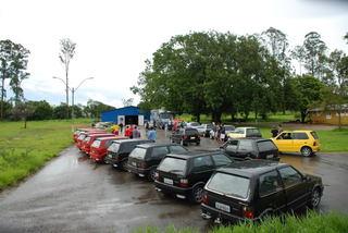 Auto Storiche in Brasile - FIAT Raduno
