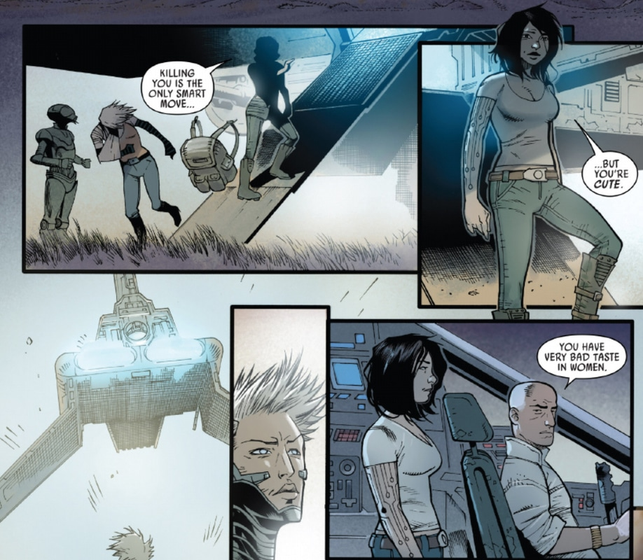 General Discussion: Canon Novels/Comics/Short Stories - Page 3 Aphra