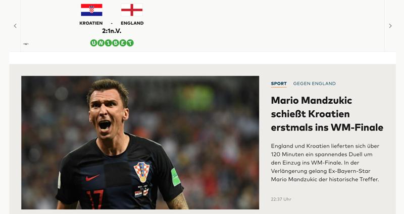 Sport  - Seite 8 Kroatien