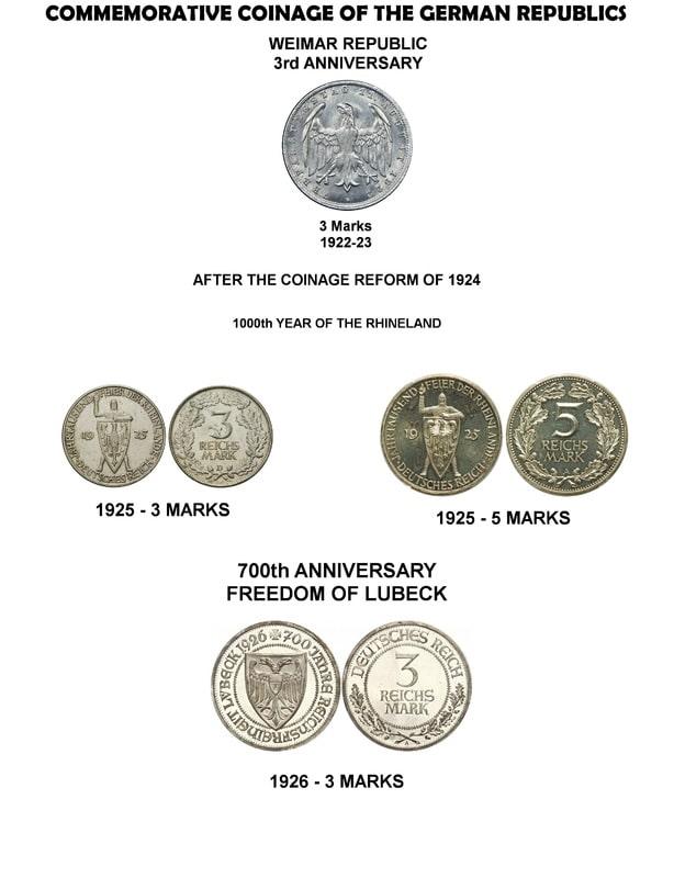 Monedas Conmemorativas de la Republica de Weimar y la Rep. Federal de Alemania 1919-1957 - Página 3 Pagina_1