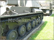 Советская легкая САУ СУ-76М,  Военно-исторический музей, София, Болгария 76_021