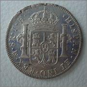 8 Reales1805-6 ? Carolus IIII Mo Image