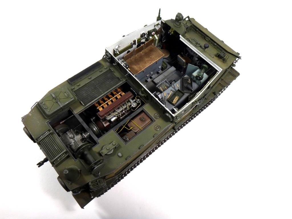МТП на базе БТР-50ПК ГОТОВО - Страница 6 DSC01201