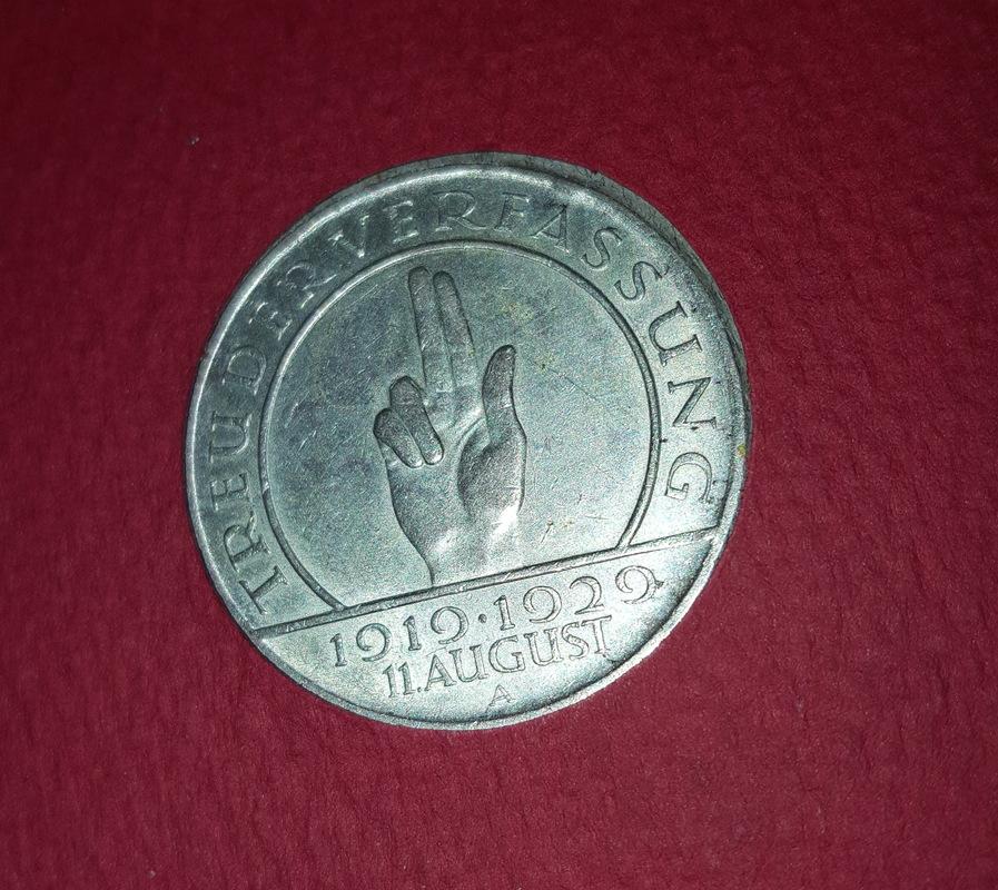Monedas Conmemorativas de la Republica de Weimar y la Rep. Federal de Alemania 1919-1957 20170609_081427
