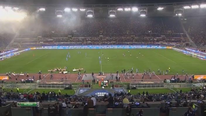 Serie A 2013/2014 - J8 - AS Roma Vs. Nápoles (396p) (Ruso) Image