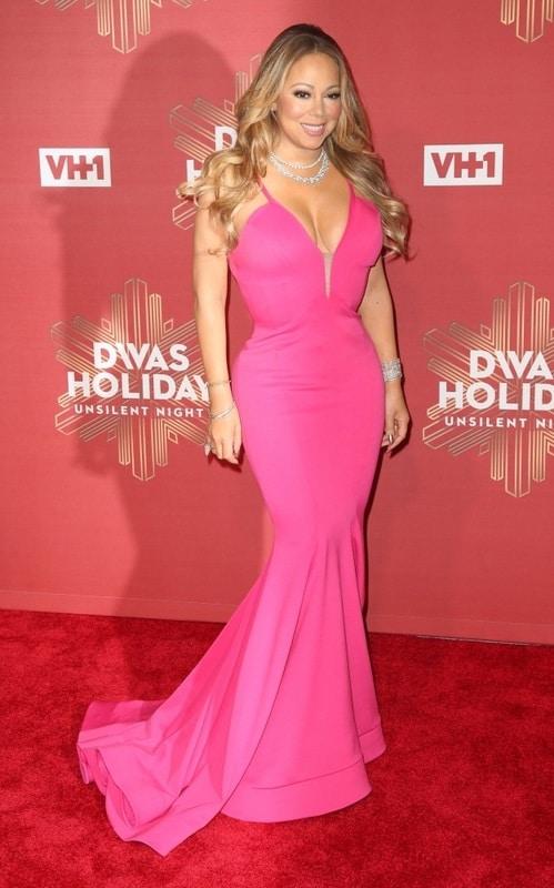 Mariah Carey aux Divas Holiday vh1  Divas_live_6