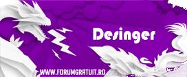 Concurs de semnaturi pentru forumgratuit.ro - Pagina 4 Designer