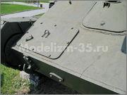 Советская легкая САУ СУ-76М,  Военно-исторический музей, София, Болгария 76_017