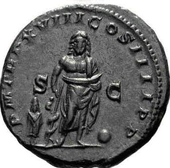 Glosario de monedas romanas. ESCULAPÍO. Image