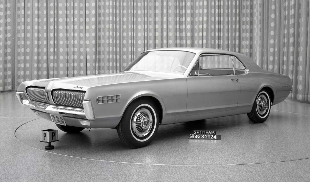 pour se rincer l'oeil - Page 4 005-cougar-development-february-1965-mockup-driver-side-front-th