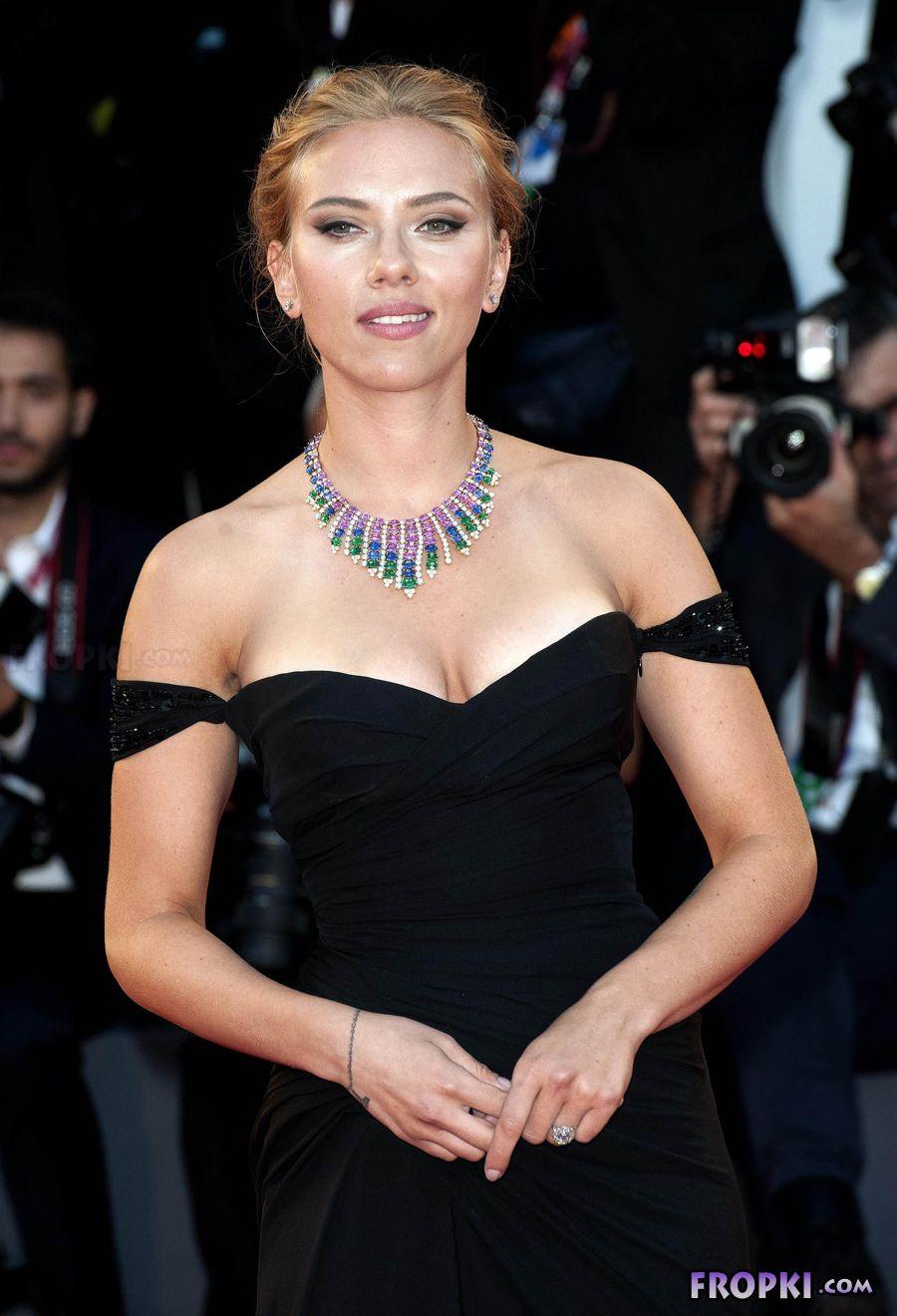 Scarlett Johansson Fropki 20