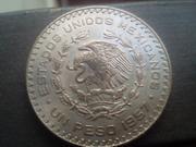 1 Peso 1957. México. IMG_20180814_122054