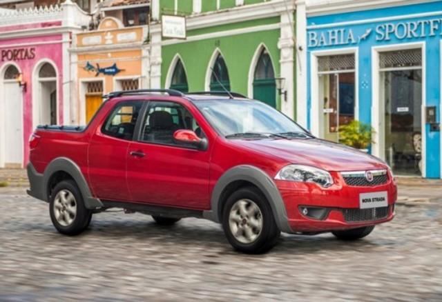 Fiat in Brasile - Pagina 39 Strada