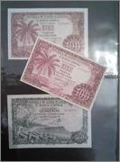 100 Pesetas Guinea Ecuatorial, 1969 (Pareja) Guini