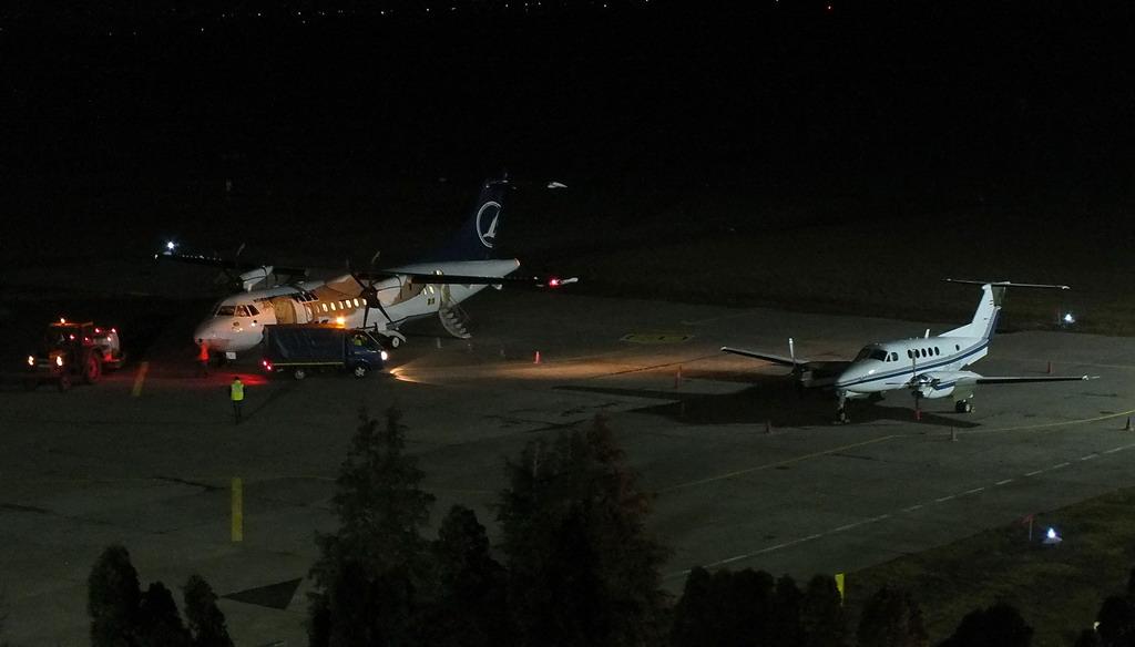 Aeroportul Suceava (Stefan Cel Mare) - Ianuarie 2014 DSCF7952
