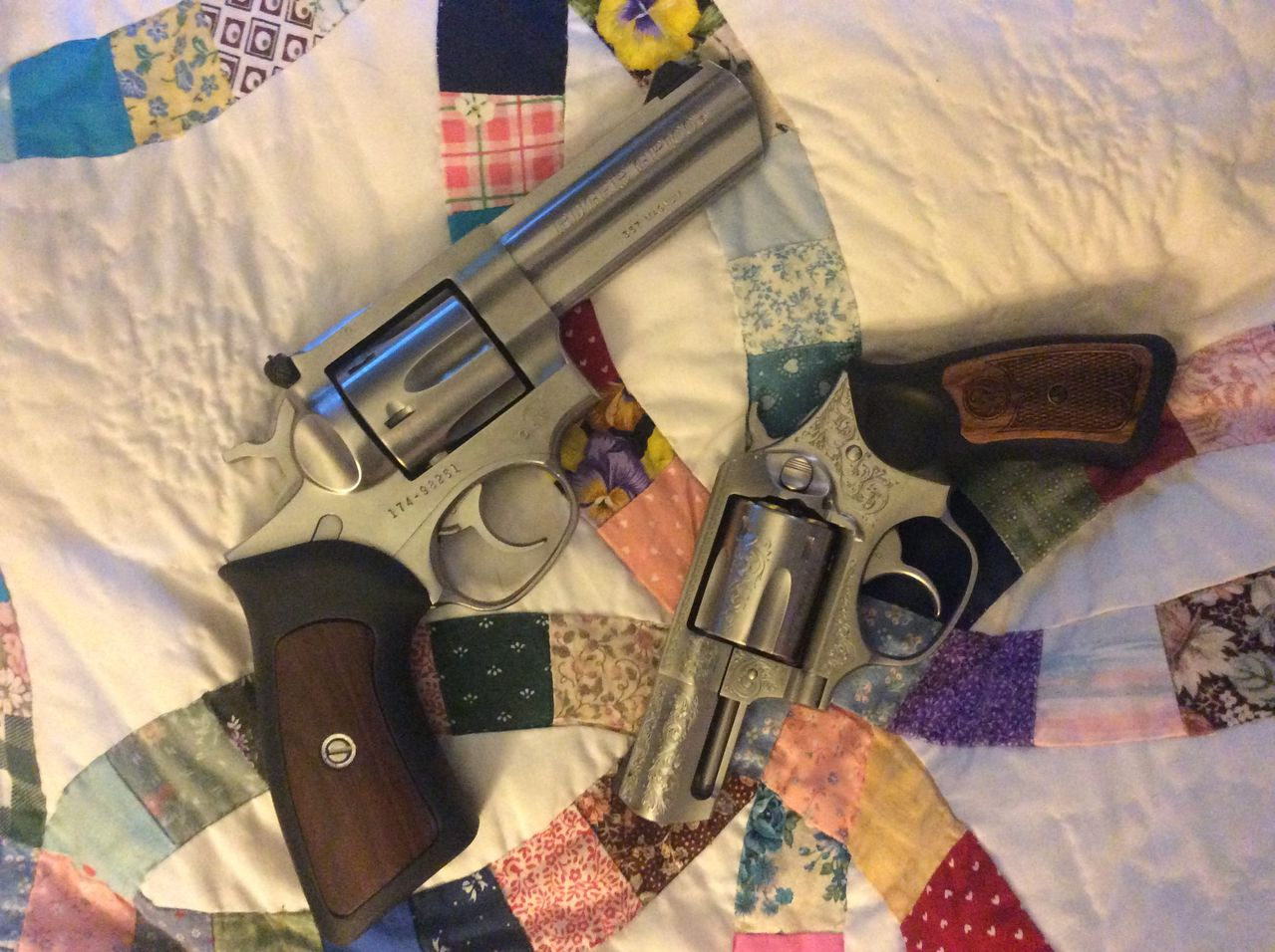I'm a gun trader... Image