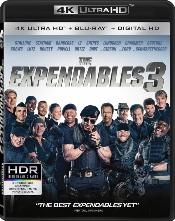 The Expendables 3 en 4K 147992_front