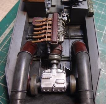 МТП на базе БТР-50ПК ГОТОВО - Страница 3 DSC00994