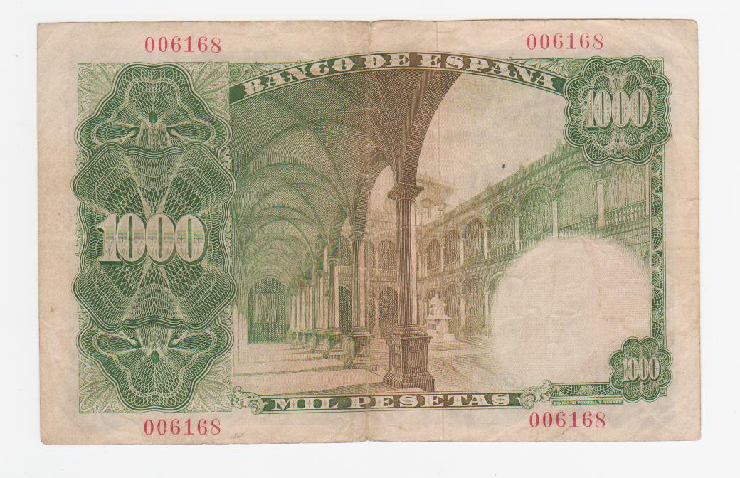 1000 Pesetas 1946 (número bajo) 1000_pesetas_1946_001