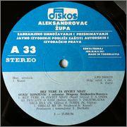 Serif Konjevic - Diskografija 1986_za