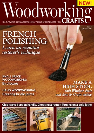 Woodworking Crafts 04 (September 2015) WC04