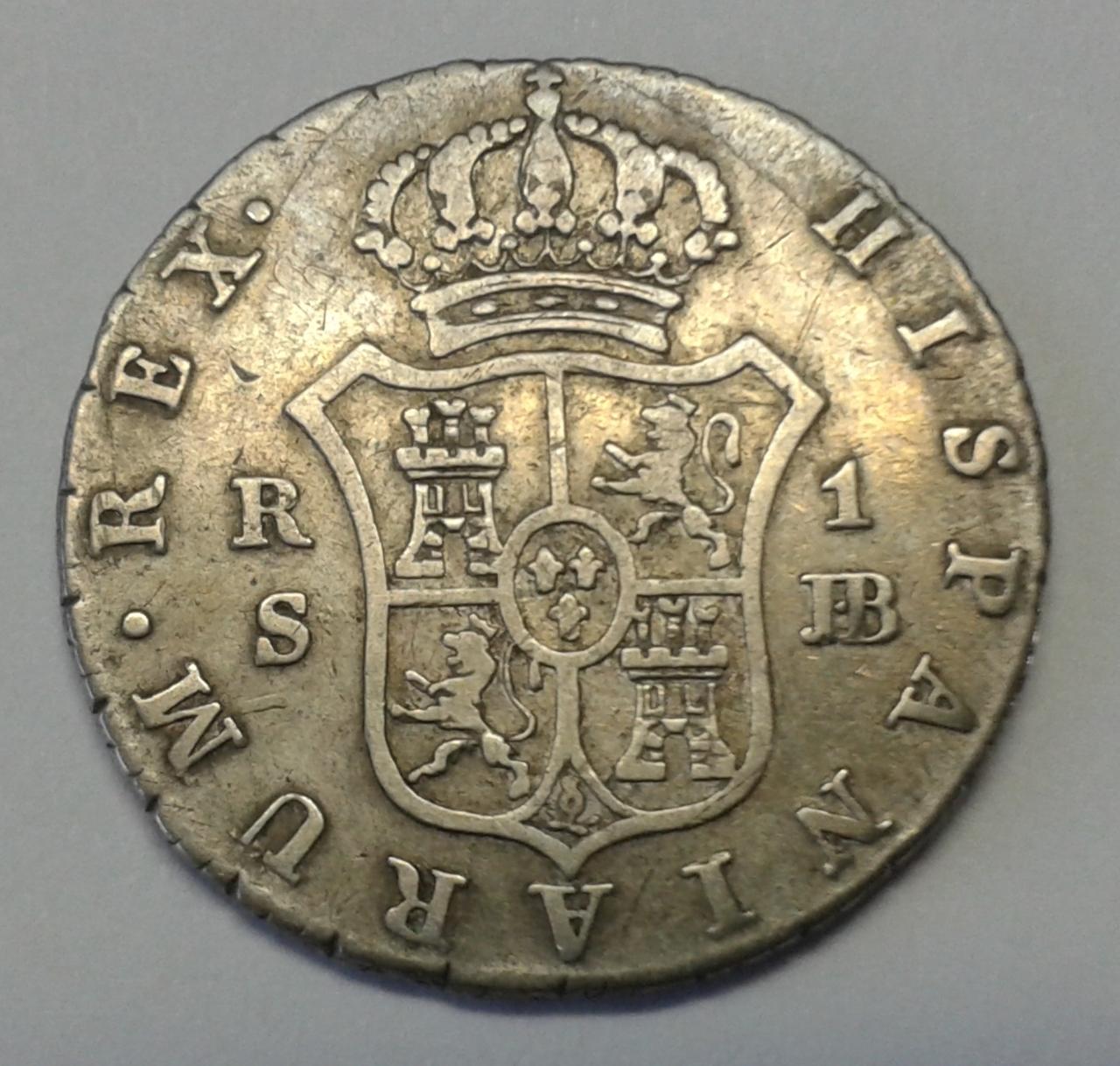1 Real 1831 - Fernando VII 20141025_140506