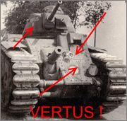 Камуфляж французских танков B1  и B1 bis Char_B_1_bis_249_Vertus