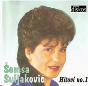 Semsa Suljakovic 2008 - Diskos Hitovi Prednja_1