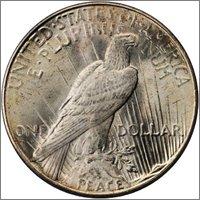 "1 Dollar ""Peace"". U.S.A. 1926. San Francisco   Image"