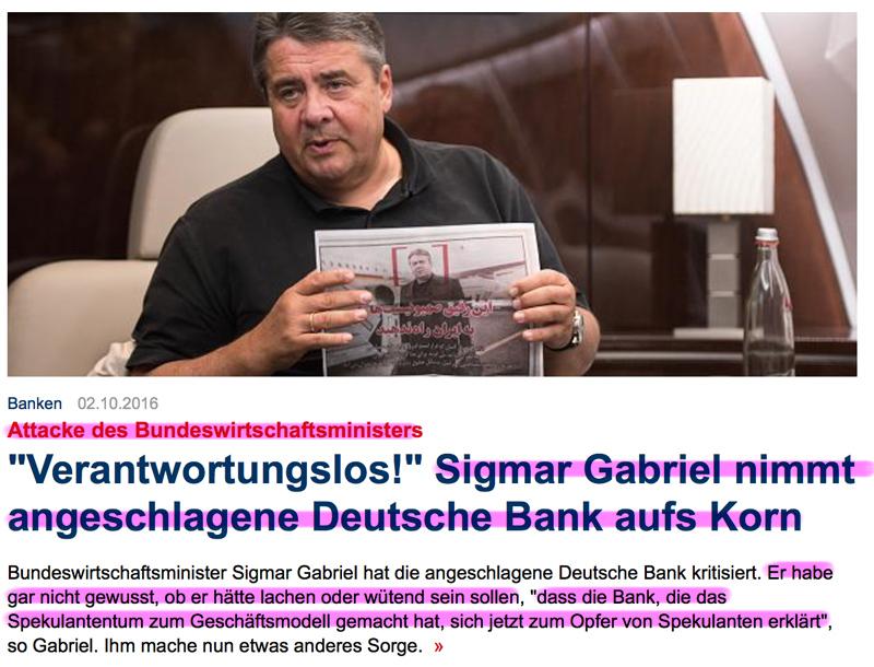 Als Rettung, Übernahme, Fusion getarnte Raubzüge der 'Auserwählten' Bank_gabr2