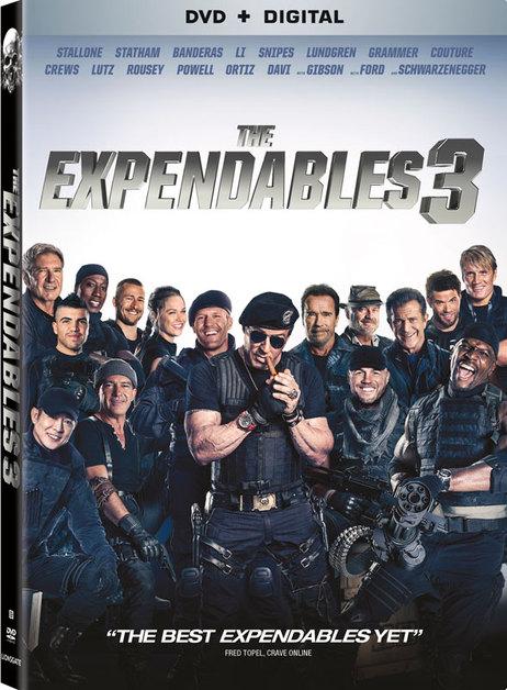 The Expendables 3 (Los Mercenarios 3) 2014 - Página 10 109948556
