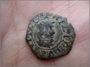 8 maravedís 1661. Felipe IV.  Maraved_s_004