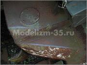 Советская легкая САУ СУ-76М,  Военно-исторический музей, София, Болгария 76_038