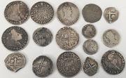 Algunos de mis primeros monedas de España IMG_4143